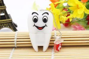 Cute Tooth Shape Pendrive (64GB 32GB 16GB 8GB 4GB )